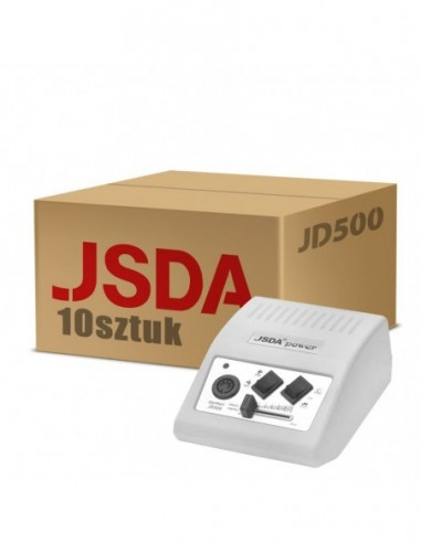 JSDA Nagelfräser JD500 GRAY & fräser