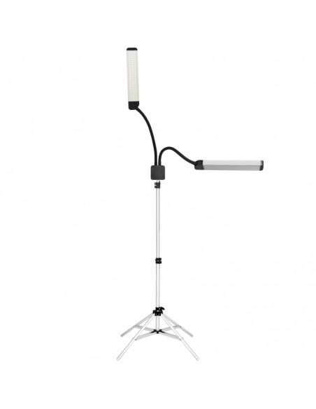 LAMPA LED DO RZĘS I MAKIJAŻU POLLUKS II  TYP MSP-LD01 + TORBA