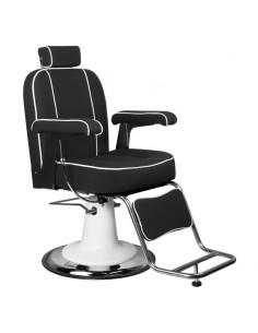Barber Chair Barber Chair unisex TOMMY makeup stol i svart