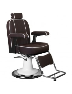 Barber Chair Barber Chair unisex TOMMY Make Up Chair i Brun