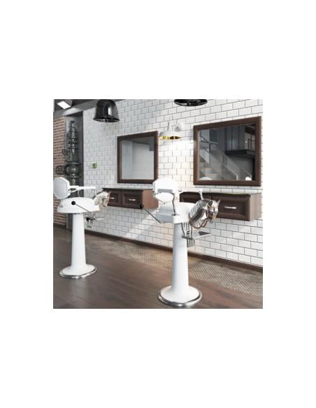 Mini Barber Salon Barn Design LYX Made in Europe