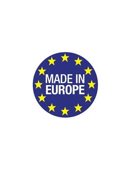 Friseurstuhl Barberchair RAY unisex in schwarz Made in Europe