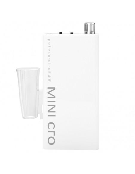 SAEYANG Nagelfräser MARATHON MINI CRO WEISS  mit Lithium Batterie