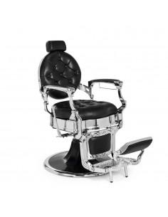 Barber Chair CHRIS Retro svart