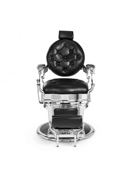 Barber Chair CHRIS Retro schwarz