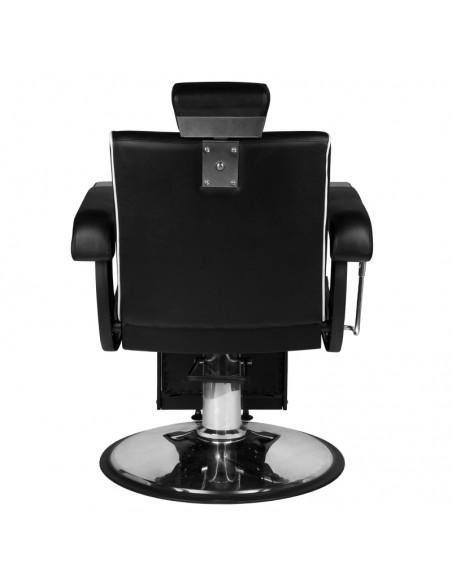Barber Chair LUCA in schwarz