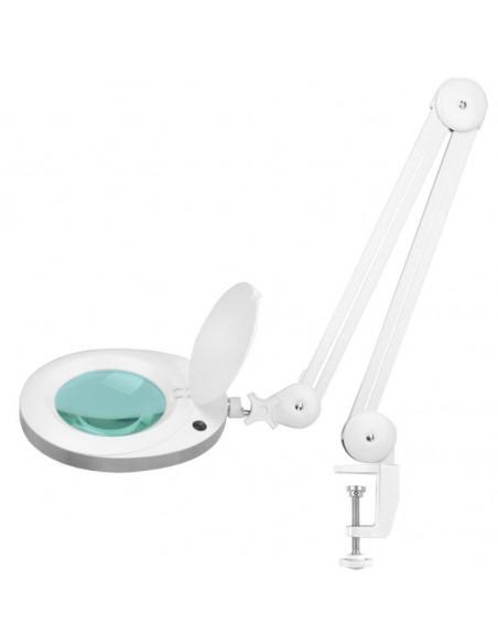 Lupplampa 5 D för Bordsmontage