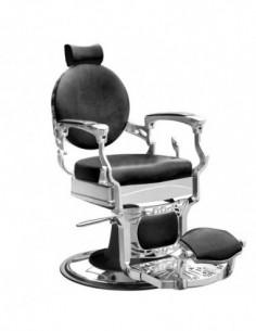 Barber Chair Jesse James BLACK