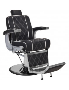 Barber Chair BORG i svart