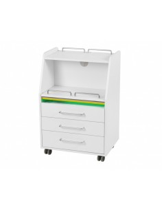 Kosmetik Trolley Spin inkl. UV steriliseringslåda